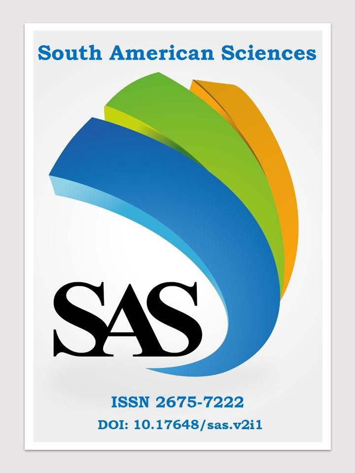 Visualizar v. 2 n. 1 (2021): South American Sciences