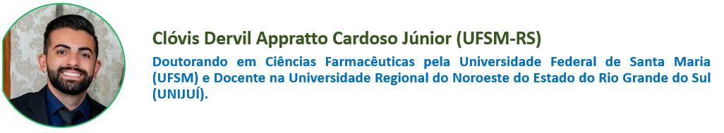 Clóvis Dervil Appratto Cardoso Junior (UFSM-RS)