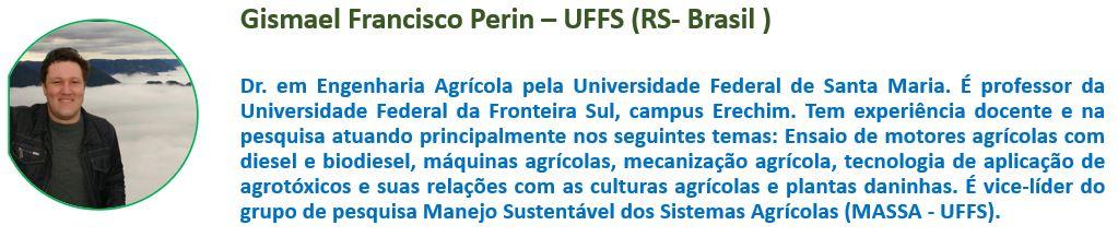 Gismael Francisco Perin UFFS (RS-BRASIL)